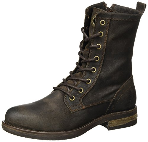 Ca'Shott Damen A12026 Battle Boots, Braun (Country T.Moro), 40 EU