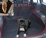 Generic Rücksitzbezug Kofferraummatte für Hunde/Haustiere, wasserdicht, Universal<1&2680*1>