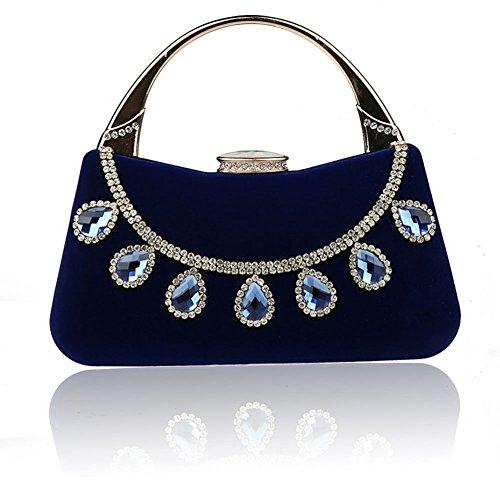 Strass borsa mini/Borsa di moda cena/Cena clutch bag-C C