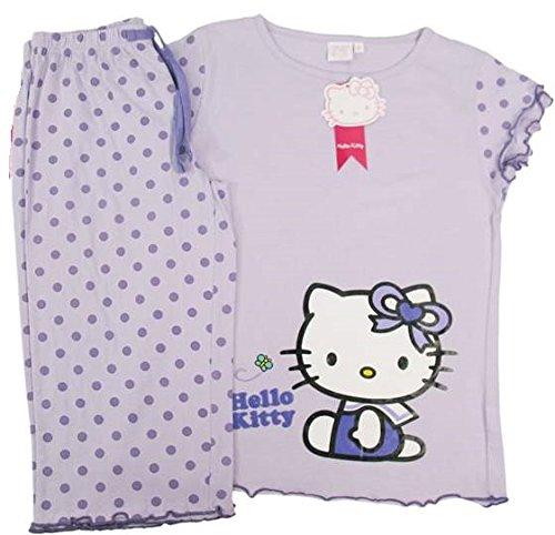 Pigiama Sailor Route Hello Kitty Donna Estivo-M-lilla