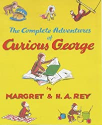 The Complete Adventures of Curious George by Margret Rey (1999-10-27)