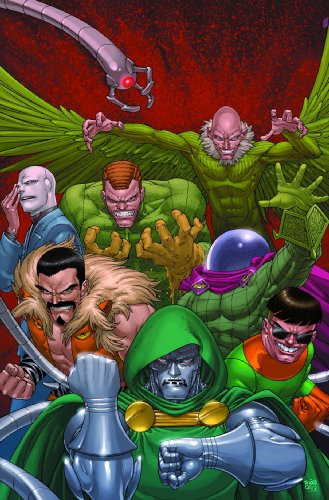Dr Doom and the Masters of Evil Digest