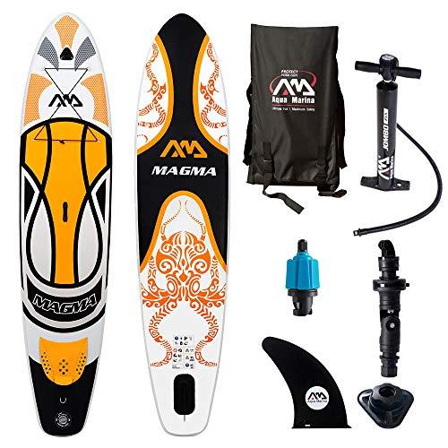 Aqua Marina Magma SUP Inflatable Stand Up Paddle Surfbo… | 06954521602356