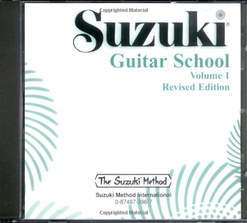 Suzuki Guitar School CD 1: CD (The Suzuki Method)