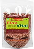 #7: NutrActive Flax Vital Roasted & Salted Flaxseed | Omega 3 Fatty Acid 200 gm