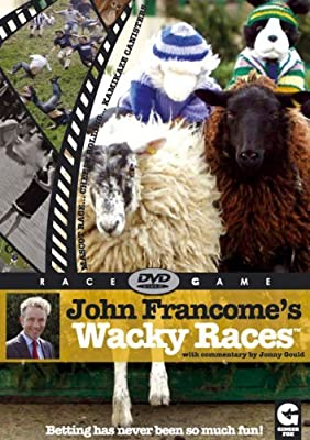 John Francome's Wacky Races [DVD]