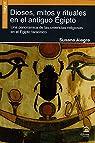 Dioses, mitos y rituales en el antiguo Egipto par Alegre