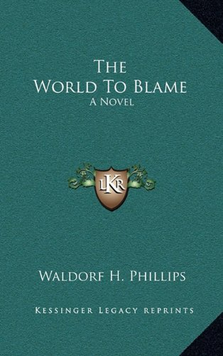 The World to Blame
