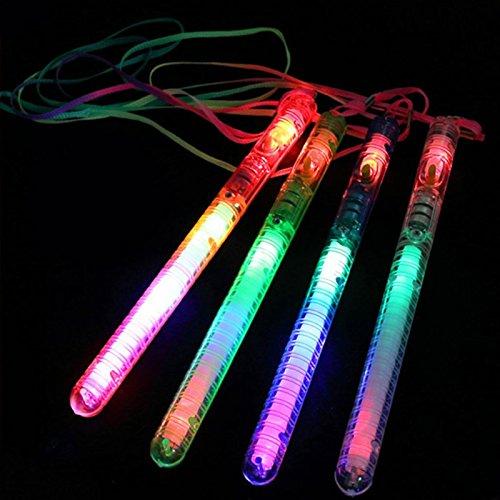 Strobe Reinigungsstäbe Tricks Blink Sticks multimodaler für Party (Kinder-halloween-tanz-party-musik)