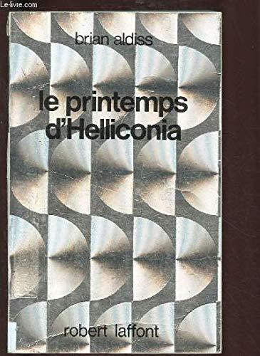 Le printemps d'Helliconia par Brian W. (Wilson) Aldiss