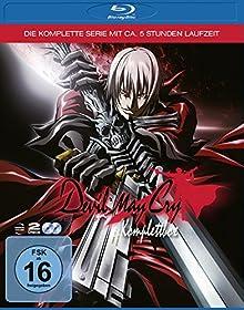 Devil May Cry - Komplettbox [Blu-ray]