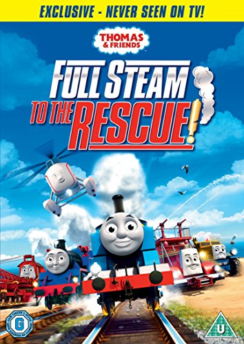 Thomas & Friends: Full Steam To The Rescue [DVD] [UK Import]