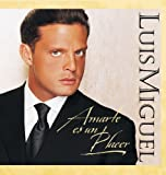 LUIS MIGUEL Amarte Es Un Placer (Deleted Colombian 12-track CD picture sleeve still sealed)