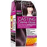 L'Oréal Paris Casting Crème Gloss Colore Trattamento senza Ammoniaca, 316 Prugna