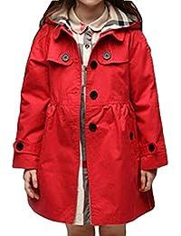 ARAUS Chaqueta De Invierno para Niño Acolchado Abrigo con Capucha Estampado Cálido 2-8Años