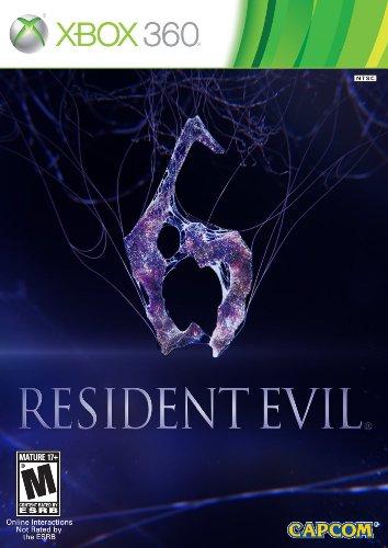 Resident Evil 6 Standard Edition (Xbox 360)