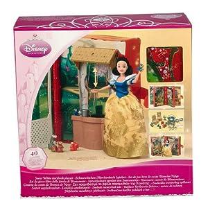 Disney Princess 3335  - Snow Story Libro Blanco Case