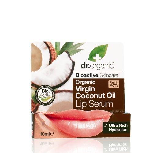Dr. Organic Cocco Volumising Lip Glossy, 10 ml, 1er Pack (1 x 10 ml)