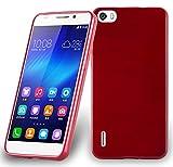 Cadorabo - Silikon TPU Schutzhülle für Huawei Honor 6