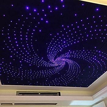 plafond toil cr ez un ciel toil de plus de 10 m au plafond de votre chambre pose facile. Black Bedroom Furniture Sets. Home Design Ideas