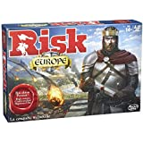 Hasbro - B7409 - Jeu de Stratégie - Risk Europe