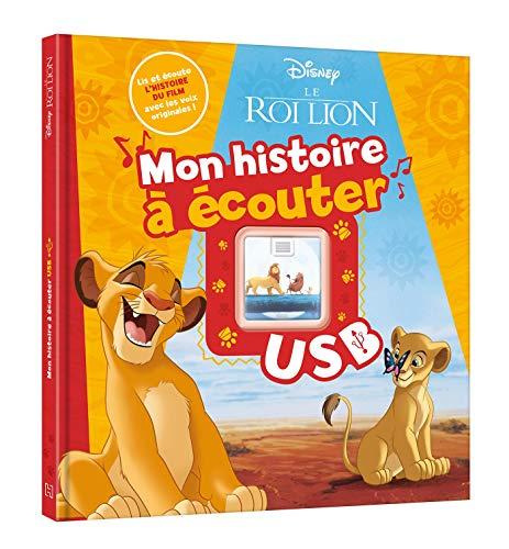 LE ROI LION - Mon histoire à écouter USB - L'histoire du film