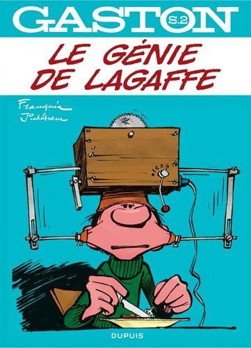 Gaston hors-série - tome 2 - Le génie de Lagaffe