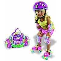 Peppa Pig Amijoc Toys 0879 - Mochila Mini Roller Con Protecciones Amijoc