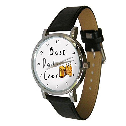 Best Dad Ever Wristwatch - Fathers Day watch