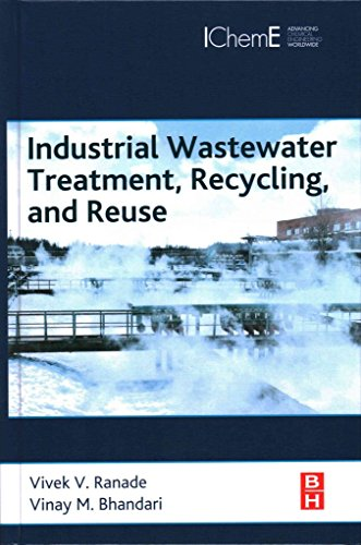 [Industrial Wastewater Treatment, Recycling and Reuse] (By: Vivek V. Ranade) [published: August, 2014]