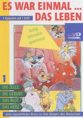 Es war einmal … das Leben - Teil 1-6 (6 DVDs) (Körper Paket Menschlichen)