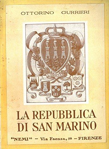 La Repubblica di San Marino.