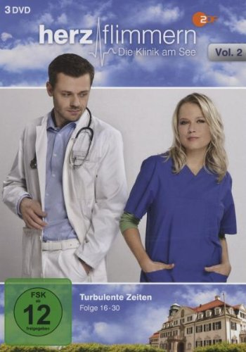 Die Klinik am See, Vol. 2 (3 DVDs)
