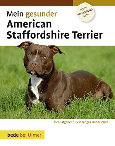 Produktbild bei Amazon - Mein gesunder American Staffordshire Terrier