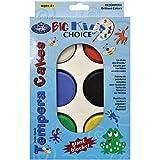 Royal & Langnickel BKTEMPERA - Big Kids Choice 6 Farben, Tempera Set
