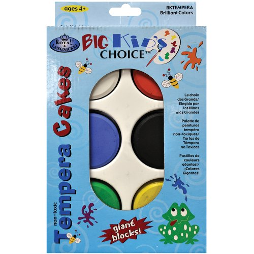 royal-langnickel-big-kids-choice-tempera-colour-cake-set-assorted-colours-pack-of-6