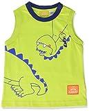 Chicco 09006302000000, Camiseta de Tirantes Unisex bebé, (Verde Medio 055), 98 cm