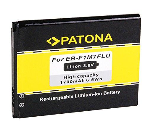 Batterie EB425161LU | EB-F1M7FLU pour Samsung Galaxy Ace 2 GT-i8160 / GT-i8160P | Galaxy S3 mini GT-i8190 | Galaxy S Duos GT-S7562 | Galaxy Trend GT-S7560 et bien plus encore… [ Li-ion, 1700mAh, 3.8V ]