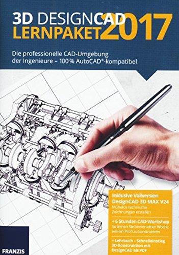 Franzis Buch & Software Verlag Franzis 3D DesignCAD Lernpaket 2017