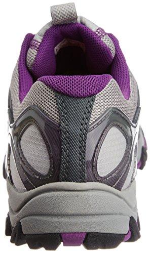 Merrell Grassbow Sport, Chaussures de randonnée tige basse femme Gris - Grau (CHARCOAL)