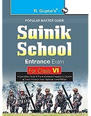 Sainik School Entrance Exam Guide for (6th) Class VI