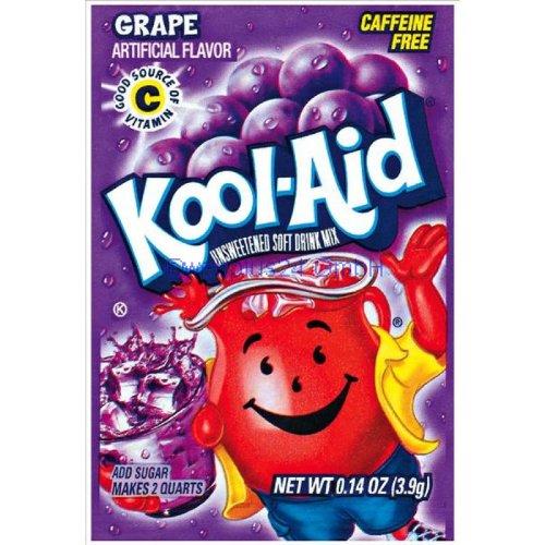 Kool-Aid Drink Mix Grape (4.2 g )