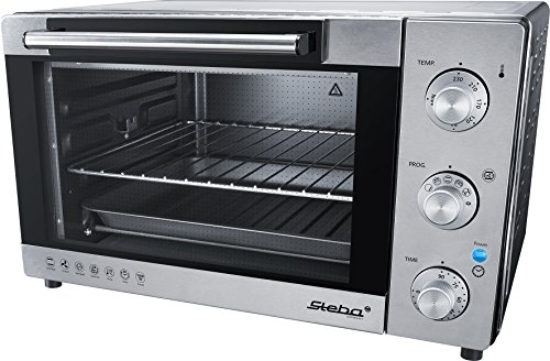 Steba KB28 Grill-Backofen - 28 L - 1500 Watt