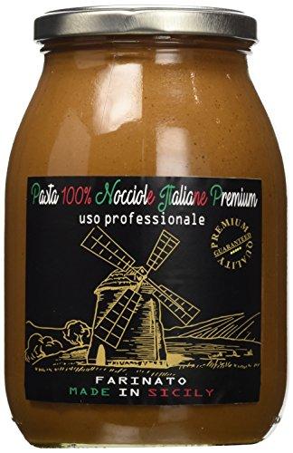 Farinato Pasta di Nocciole Italiane Premium - 1000 gr