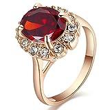 anillos oro rosa anillos oro rosa mujer anillos oro rosa y...