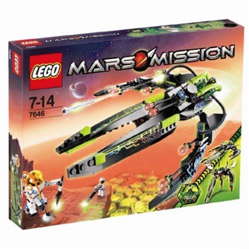 LEGO-Mars-Mission-7646-ETX-Alien-Infiltrator