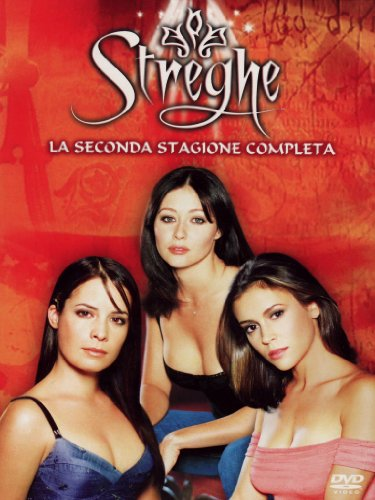 StregheStagione02 [6 DVDs] [IT Import]