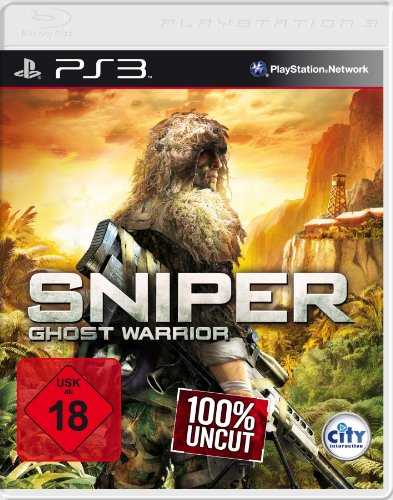 ak tronic Sniper: Ghost Warrior [Software Pyramide]