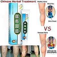 Krampfadern-Behandlung, Curora Natürliche Pflanzliche Kräuter Beinpflegecreme zur sanften Bein und Venenpflege preisvergleich bei billige-tabletten.eu