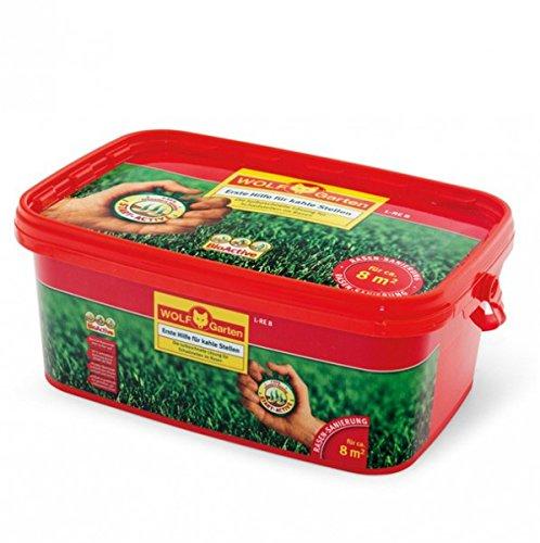 Rasen-Saatgut & Spezial-Rasenerde